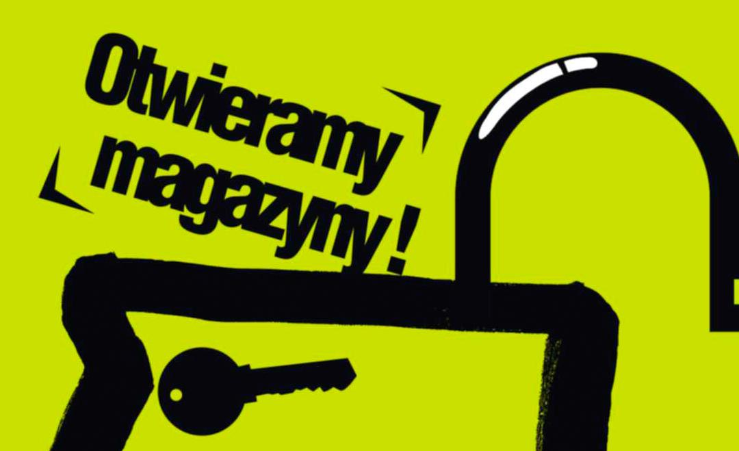 MBWA otwiera magazyny!