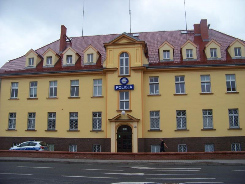 Policja w Lesznie