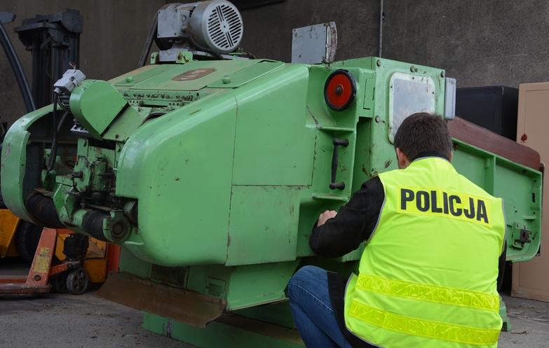 Policja zabezpieczyła ponad 20 ton nielegalnego tytoniu