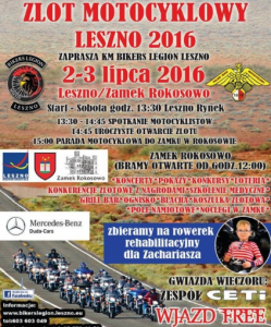 Zlot Motocyklowy Leszno 2016