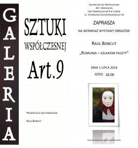 Galeria Sztuki Współczesnej Art. 9