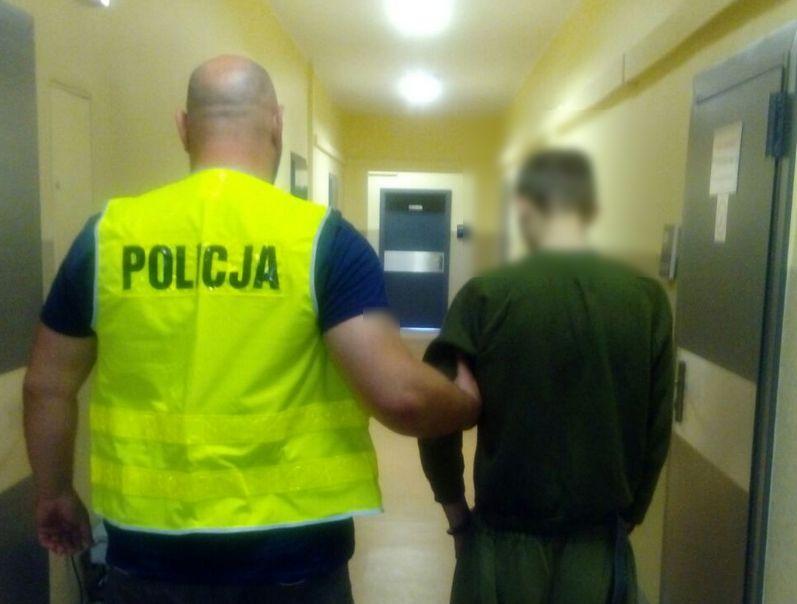 Sprawcy napadu w rękach leszczyńskiej Policji