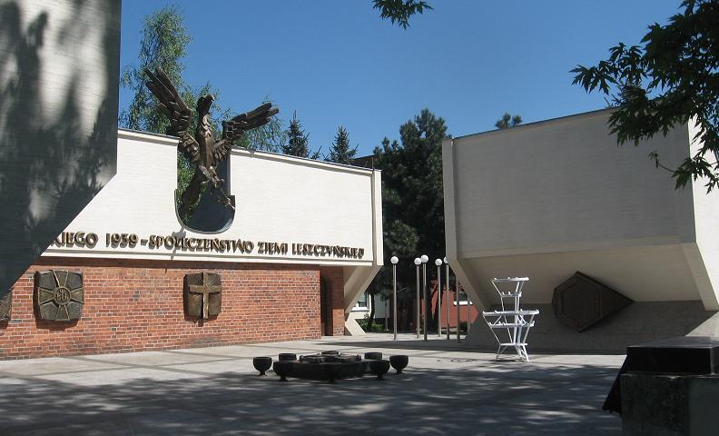 Pomniku Żołnierzy Garnizonu 1