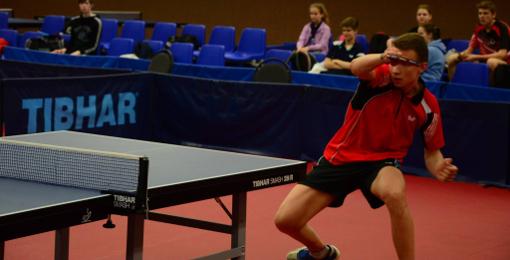 Labanau zagra w zawodach ITTF World Tour