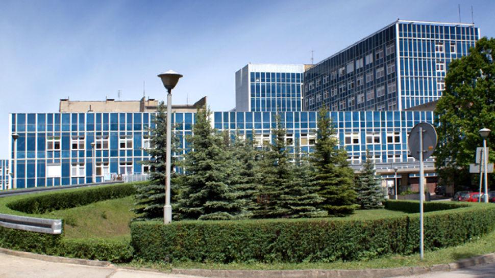 szpital w Lesznie