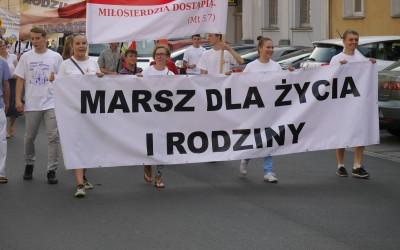Marsz dla życia i rodziny (galeria)
