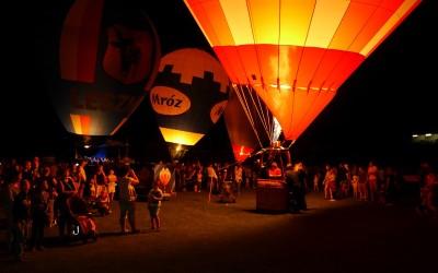Pokaz balonów (galeria)