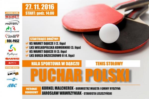 W niedzielę Puchar Polski w Dąbczu