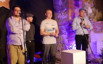 Występ kabaretu Nic Śmiesznego (wideo)