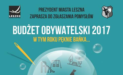 Rusza Budżet Obywatelski 2017
