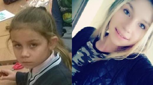 Zaginęły dwie dziewczynki