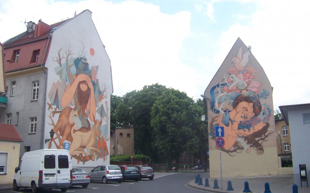 Leszczyńskie murale (galeria)