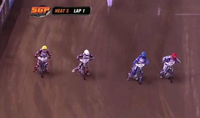 Żużlowe Grand Prix Australii (wideo)