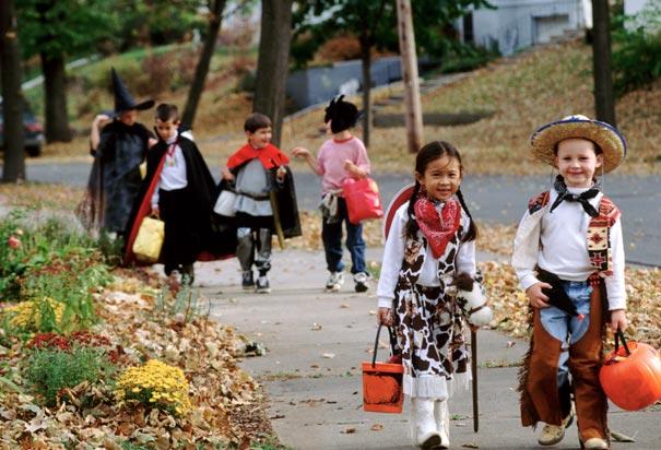 Halloween – święto duchów